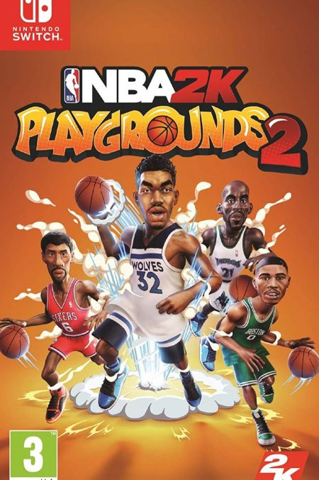 Echanger le jeu NBA 2K Playgrounds 2 sur Switch
