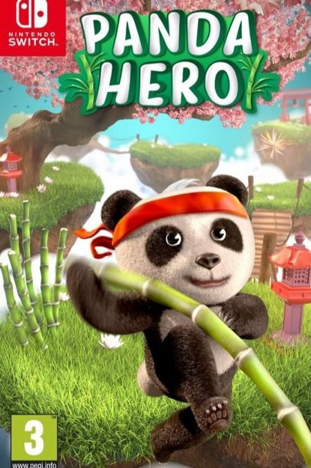 Echanger le jeu Panda Hero sur Switch