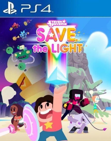 Echanger le jeu Steven Universe: Sauve la Lumiere sur PS4
