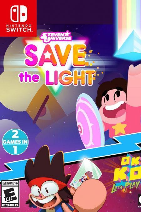 Echanger le jeu Steven Universe: Sauve la Lumiere sur Switch