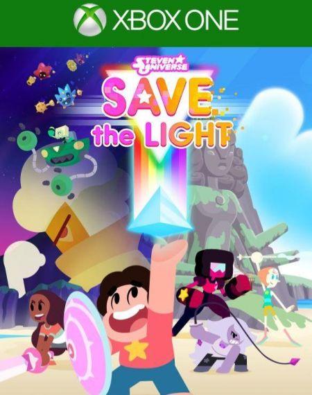 Echanger le jeu Steven Universe: La Menace Lumineuse sur Xbox One