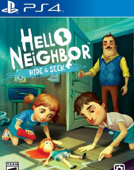 Echanger le jeu Hello Neighbor: Hide & Seek  sur PS4