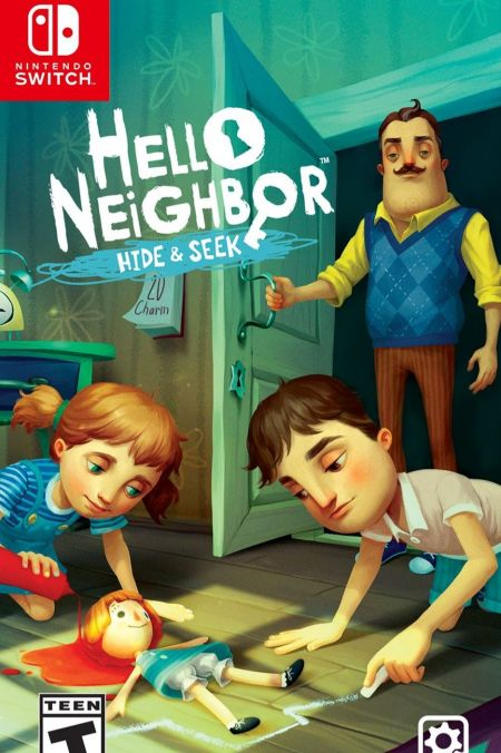 Echanger le jeu Hello Neighbor: Hide & Seek sur Switch