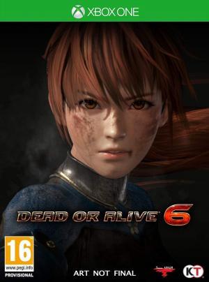 Echanger le jeu Dead or Alive 6 sur Xbox One