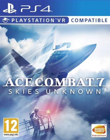 Echanger le jeu Ace Combat 7 - Skies Unknown sur PS4