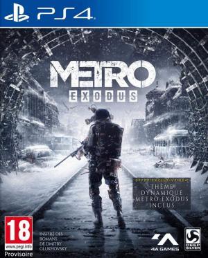 Echanger le jeu Metro Exodus sur PS4