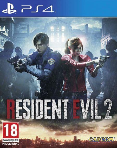 Echanger le jeu Resident Evil 2 - Remake sur PS4