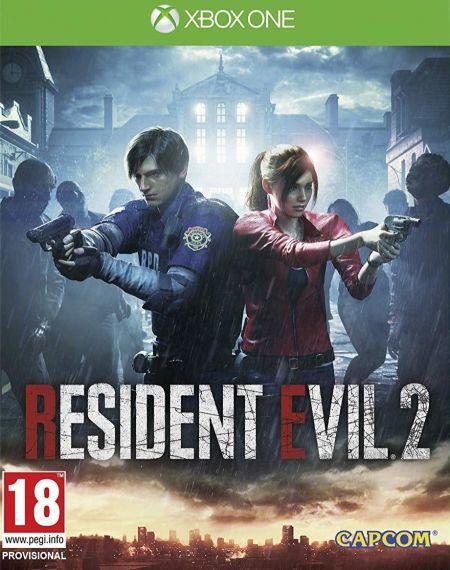 Echanger le jeu Resident Evil 2 - Remake sur Xbox One
