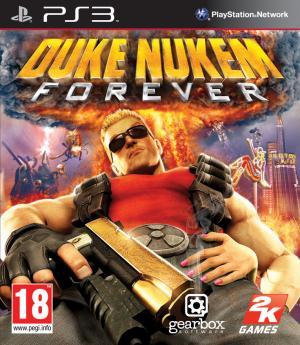 Echanger le jeu Duke Nukem Forever sur PS3