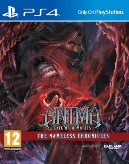 Echanger le jeu Anima Gate Of Memories: The Nameless Chronicles sur PS4