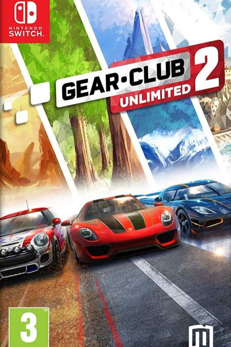 Echanger le jeu Gear-Club Unlimited 2 sur Switch