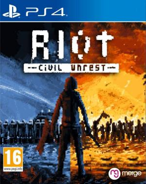 Echanger le jeu Riot Civil Unrest sur PS4
