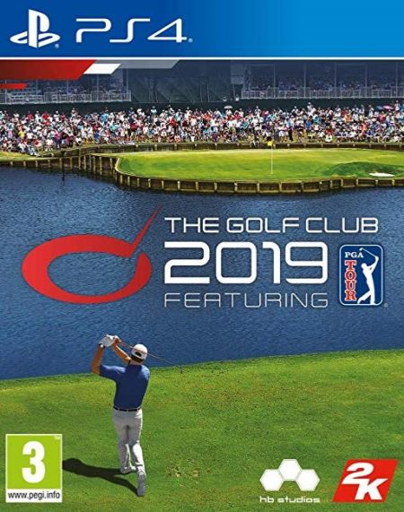 Echanger le jeu The Golf Club 2019 sur PS4