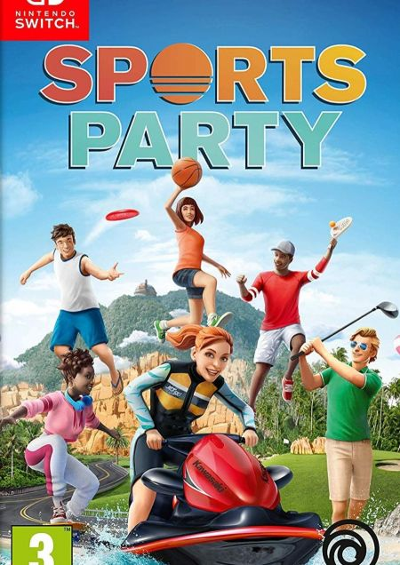 Echanger le jeu Sports Party sur Switch