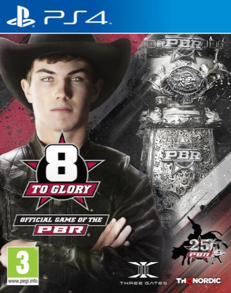 Echanger le jeu 8 To Glory sur PS4