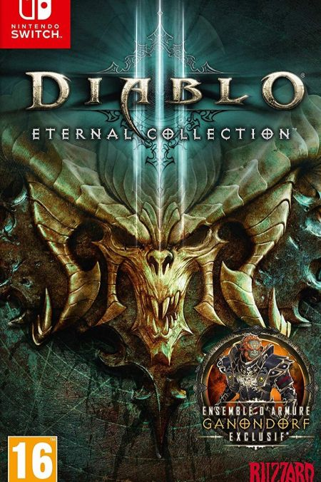 Echanger le jeu Diablo III : Eternal Collection sur Switch