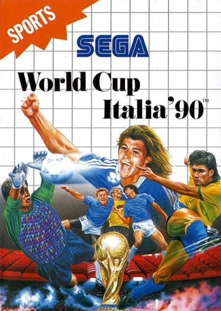 Echanger le jeu World Cup Italia 90 sur MASTER SYSTEM