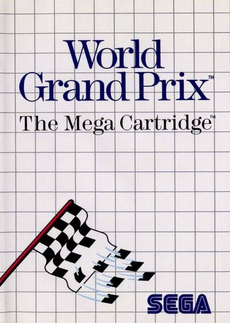 Echanger le jeu World Grand Prix sur MASTER SYSTEM