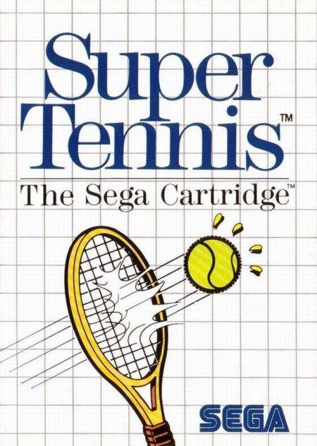 Echanger le jeu Super Tennis sur MASTER SYSTEM