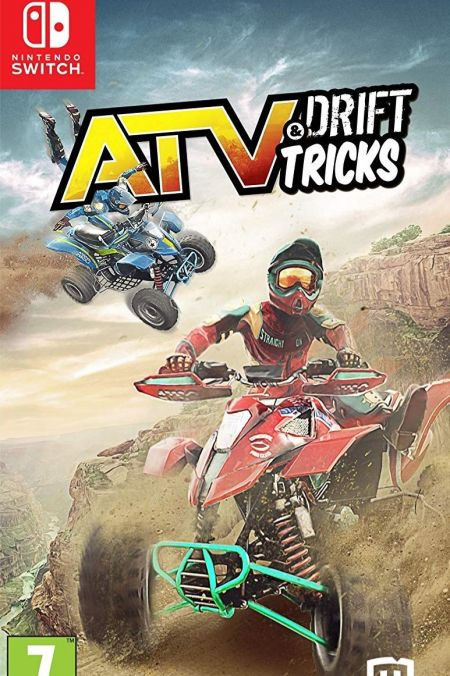 Echanger le jeu ATV Drift & Tricks sur Switch