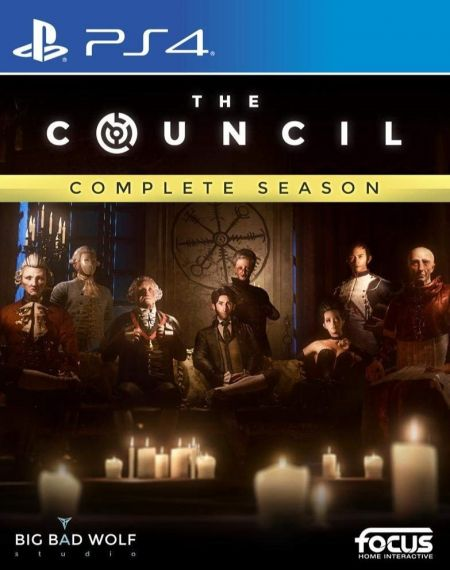 Echanger le jeu The Council sur PS4