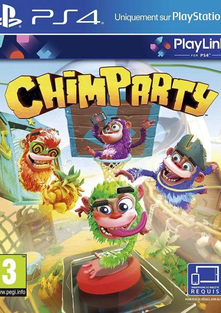 Echanger le jeu Chimparty (PlayLink)  sur PS4