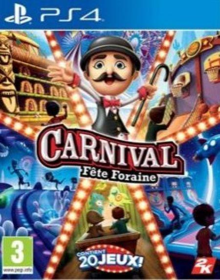 Echanger le jeu Carnival: Fête Foraine sur PS4