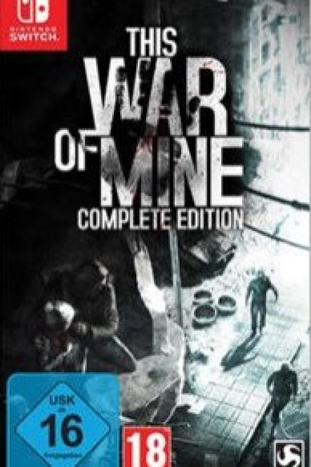 Echanger le jeu This war of mine sur Switch