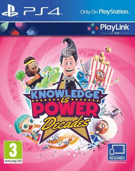 Echanger le jeu Knowledge is Power : Generations (PlayLink) sur PS4