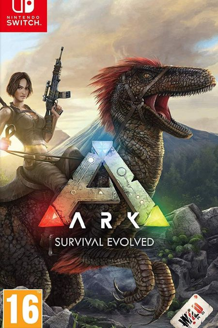 Echanger le jeu ARK: Survival Evolved sur Switch