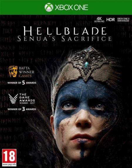 Echanger le jeu Hellblade: Senua's Sacrifice sur Xbox One