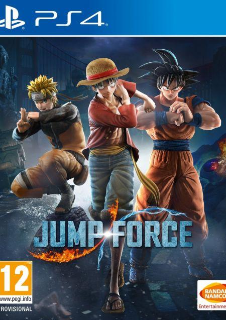 Echanger le jeu Jump Force sur PS4