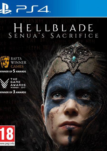Echanger le jeu Hellblade: Senua's Sacrifice sur PS4