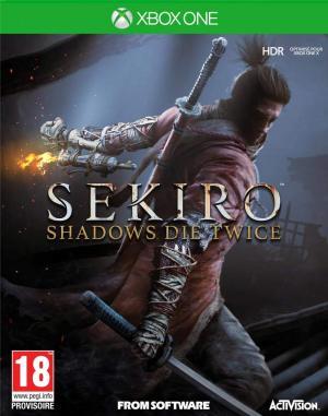 Echanger le jeu Sekiro: Shadows Die Twice sur Xbox One