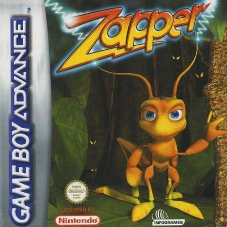 Echanger le jeu Zapper : Le Criquet ravageur sur GBA