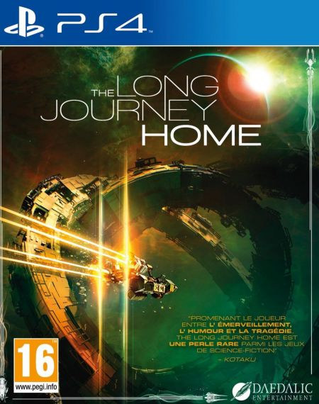 Echanger le jeu The Long Journey Home sur PS4