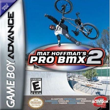 Echanger le jeu Mat Hoffman's Pro BMX 2 sur GBA