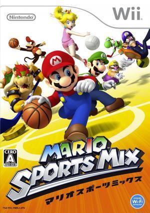 Echanger le jeu Mario Sports Mix sur Wii