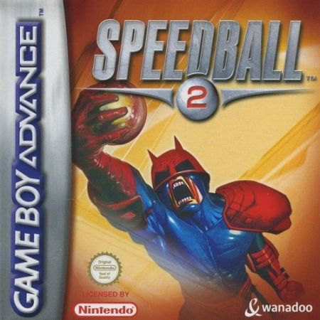 Echanger le jeu Speedball 2 sur GBA