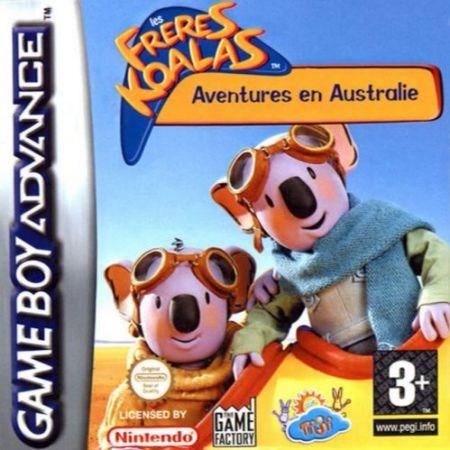 Echanger le jeu Les Freres Koalas : Aventures en Australie sur GBA