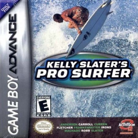 Echanger le jeu Kelly Slater's Pro Surfer sur GBA