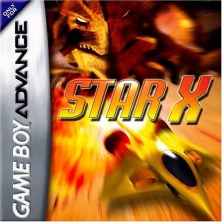 Echanger le jeu Star X sur GBA