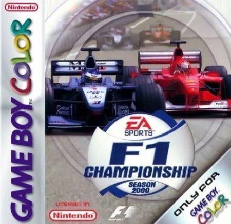 Echanger le jeu F1 Championship season 2000 sur GAMEBOY
