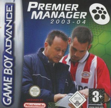 Echanger le jeu Premier Manager 2003-2004 sur GAMEBOY
