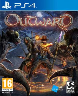Echanger le jeu Outward sur PS4