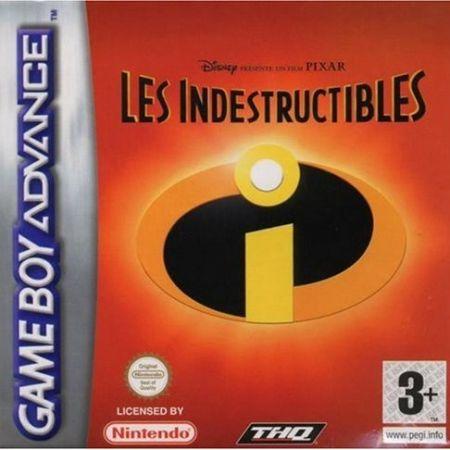 Echanger le jeu Les Indestructibles sur GBA