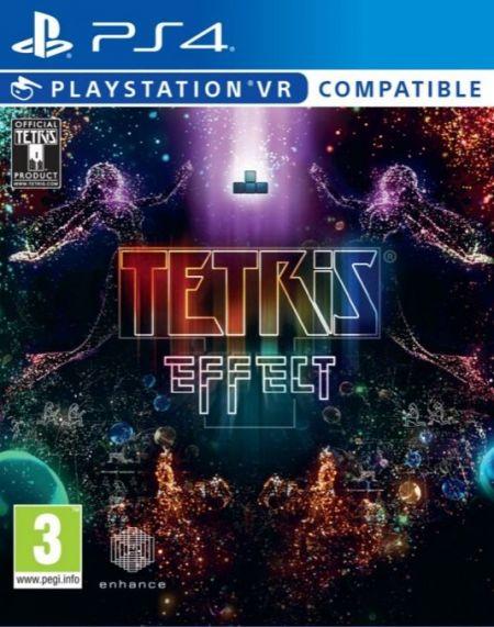 Echanger le jeu Tetris Effect (PS-VR Compatible) sur PS4