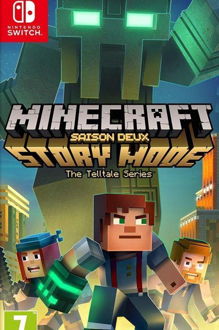 Echanger le jeu Minecraft: Story Mode - Saison 2 sur Switch