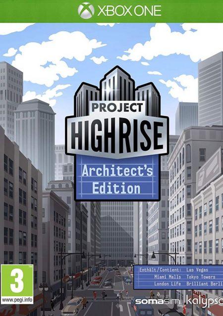Echanger le jeu Project Highrise : Architect's Edition sur Xbox One
