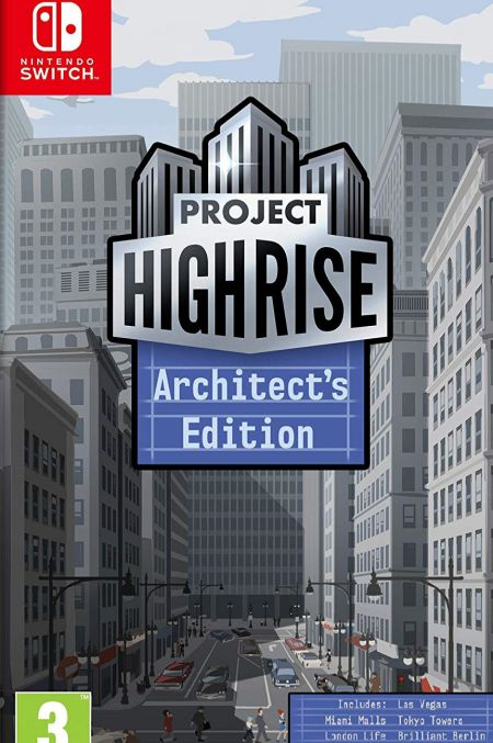 Echanger le jeu Project Highrise : Architect's Edition sur Switch